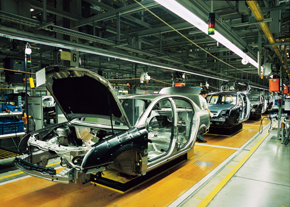 automotive manufacturing